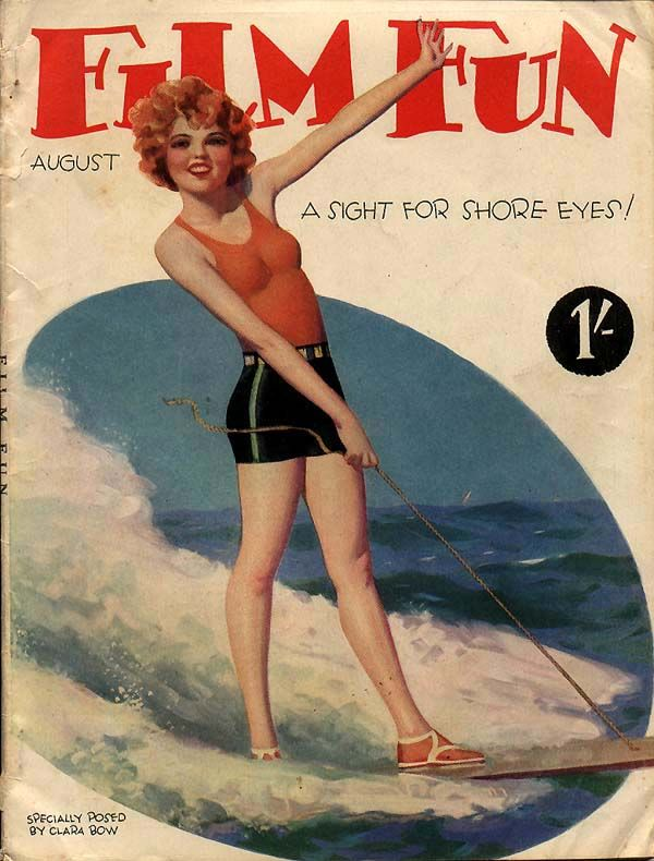 Sight For Shore Eyes Vintage Pin Up Poster Movie Fun