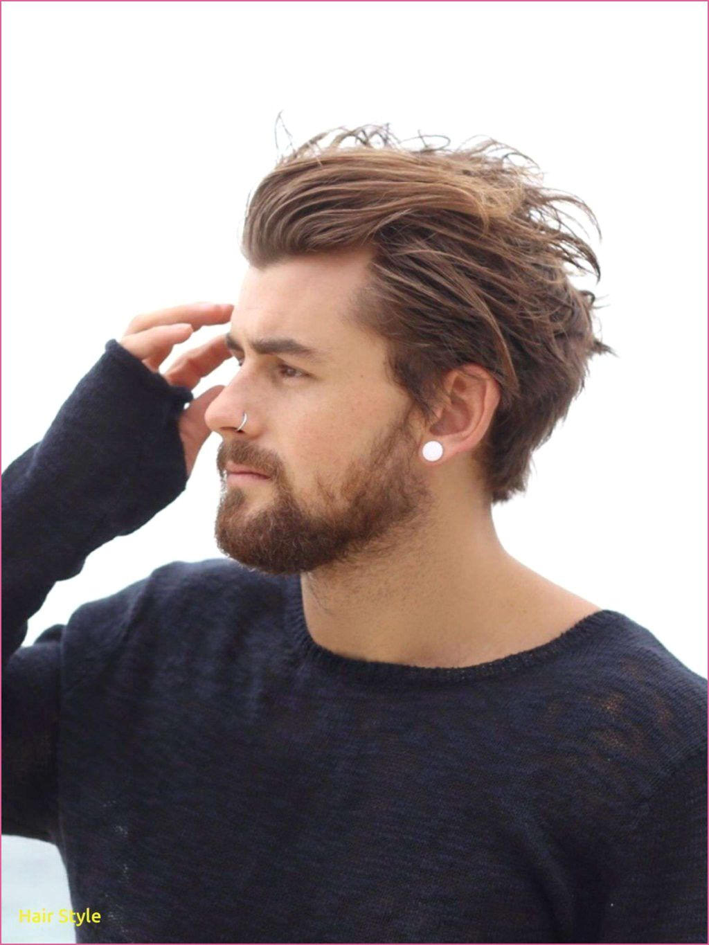 Frisuren Hohe Stirn Medium Length Mens Haircuts Mens Hairstyles Medium Thick Hair Styles