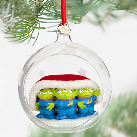 Aliens Sketchbook Ornament Toy Story Ornaments Disney Store Disney Christmas Ornaments Sketchbook Ornaments Disney Christmas Decorations
