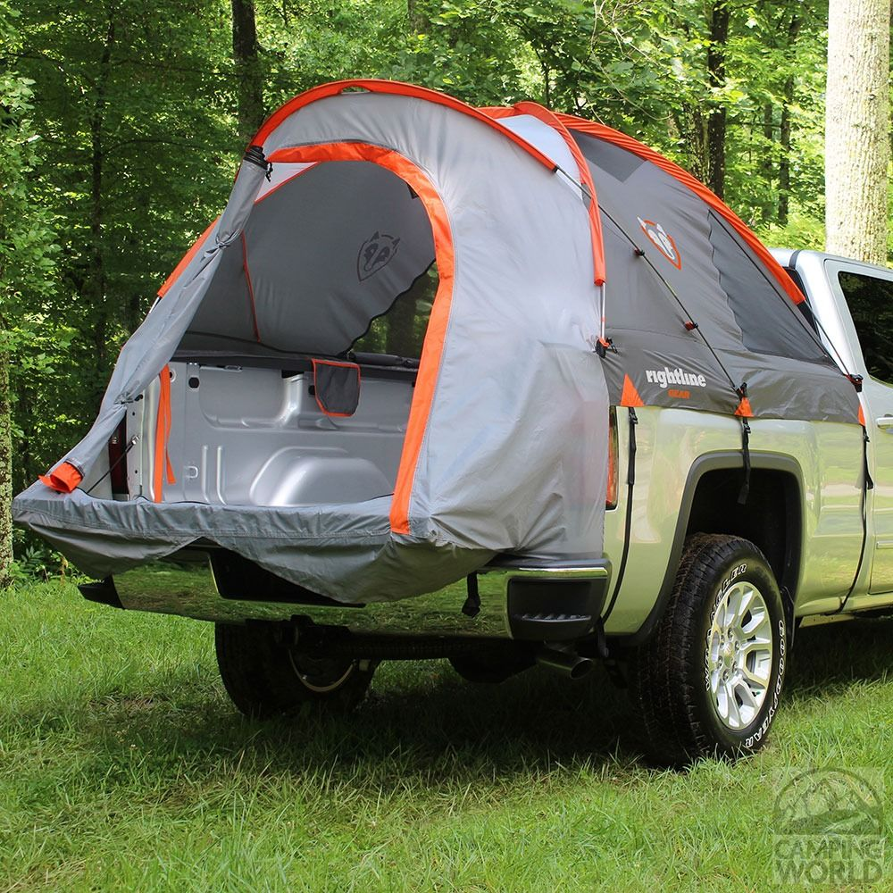 Full Size Truck Tent, 6.5' Truck tent, Best tents for