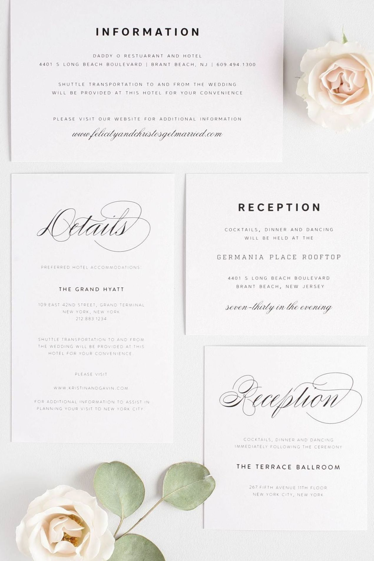 Small And Large Enclosure Wording 101 Travel Accommodations Rec Wedding Invitation Details Card Wording Wedding Invitation Details Card Wedding Invitations