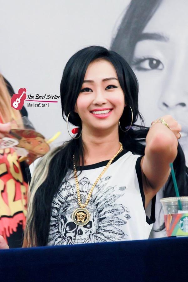 Sistarthailand Sistar1th Kpop Girls Sistar Wonder Girls Members