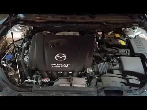 2014 2018 Mazda Mazda6   SkyActiv 2.5L I4 Engine Idling After Oil Change U0026  Spark Plugs   YouTube
