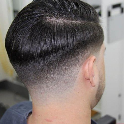 Low Fade Haircut Drake | Comb Over Hairstyle