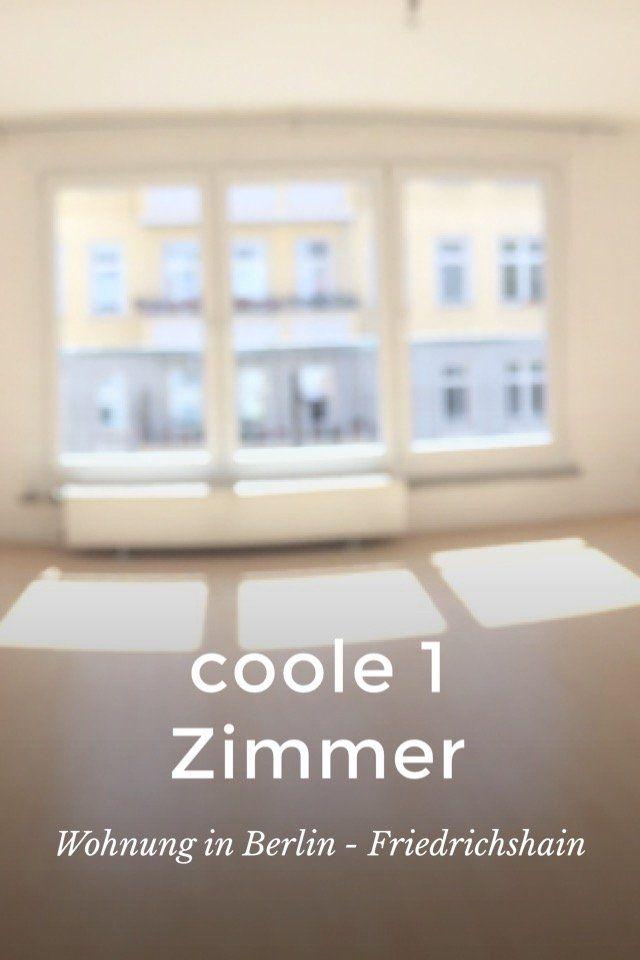 Wohnung Kaufen Friedrichshain: 1 Zimmer Wohnung Berlin Friedrichshain