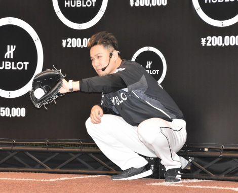 "Photo of 画像・写真 | 田中将大、野球チャリティーで""復興支援"" 自身の去就は「ほっといて」とニッコリ 6枚目"