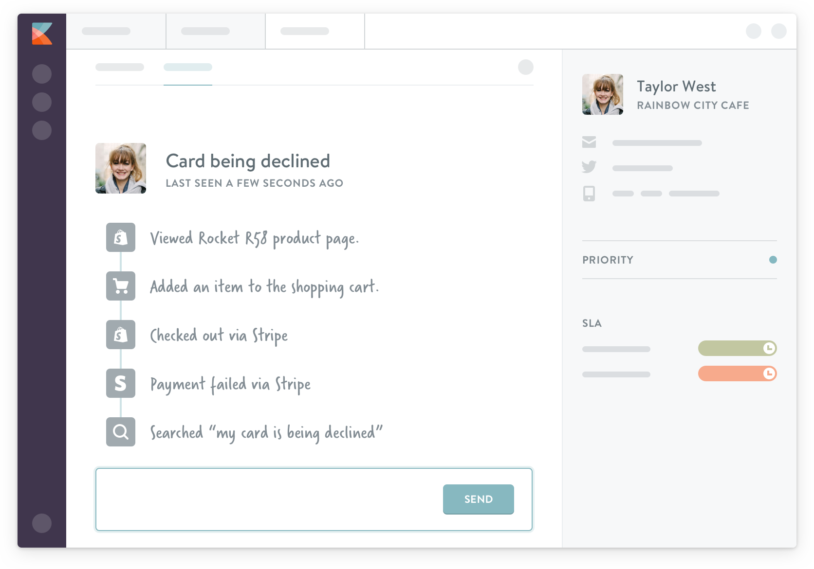 The Best Live Chat Software For Customer Service Support Kayako