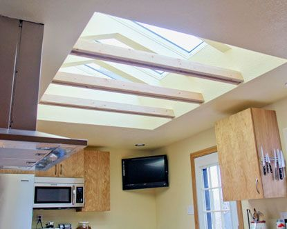 Skylight Google Search Indoor Home Skylight Kitchen