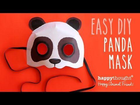 happy animal friends brown bear panda cat dog owl tiger fox