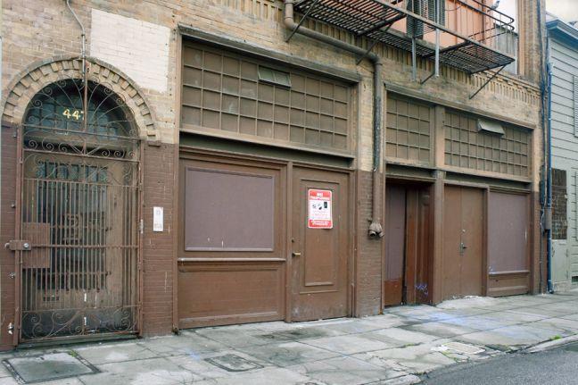 447 Minna San Francisco Apartment Outdoor Decor Decor