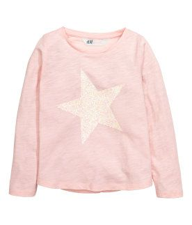 4ad833279eb5b6 Kinderen | Meisjes 92-140 | Tops & T-shirts | H&M NL | Baby girl ...
