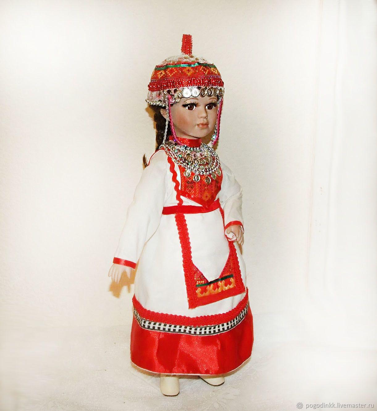 Национальный костюм чуваши картинка