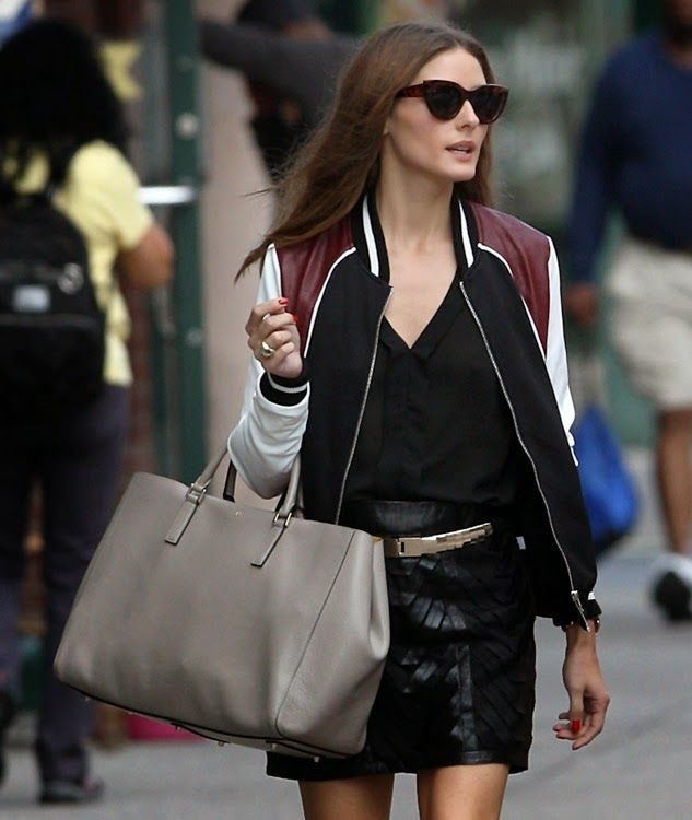 719cb823d03 The Olivia Palermo Lookbook   Olivia Palermo Bag Collection ...