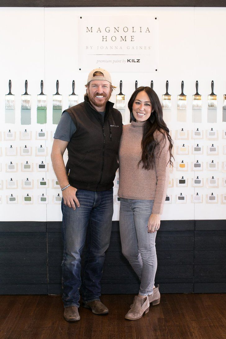 The 3 Paint Colors Joanna Gaines Is Obsessed With Right Now Our