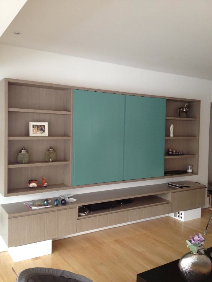 mueble TV | Tv Wall Furniture | Pinterest | Tv schrank, Wohnzimmer ...