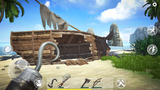 Last Pirate: Island Survival + (Free Craft) for Android Download