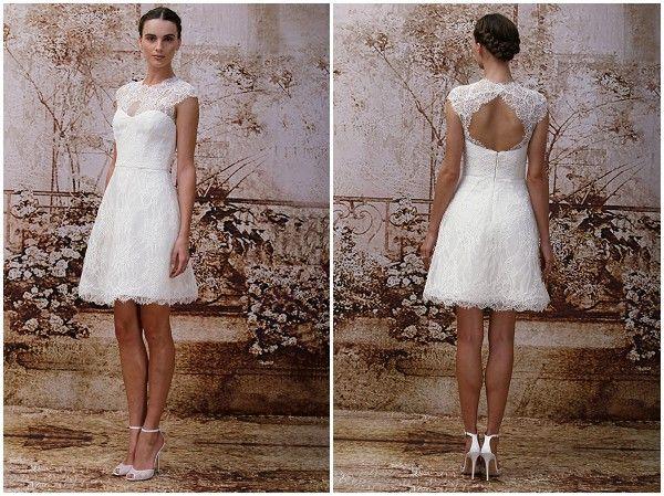 Monique Lhuillier 2014 Fall Collection | Monique lhuillier, Wedding ...