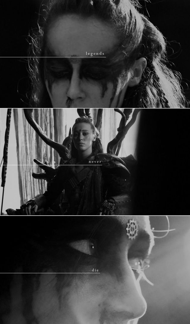Pin by Jaylyn on The 100 in 2019 | The 100 clexa, Lexa the