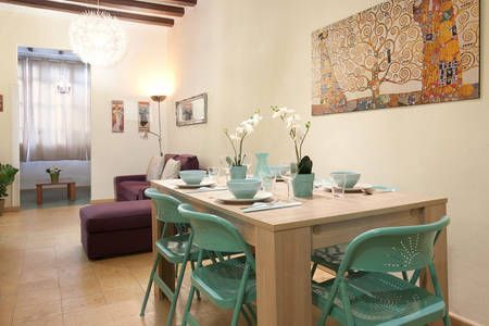 Check out this awesome listing on Airbnb Gràcia Beautiful Terrace