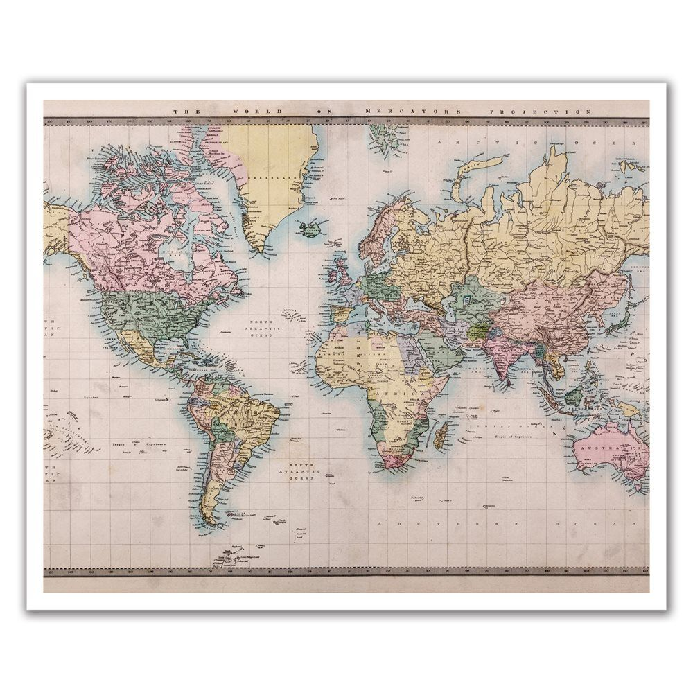 Shop jp london poslt2258 world map global community ustrip lite shop jp london poslt2258 world map global community ustrip lite removable wallpaper decal at lowes canada gumiabroncs Image collections