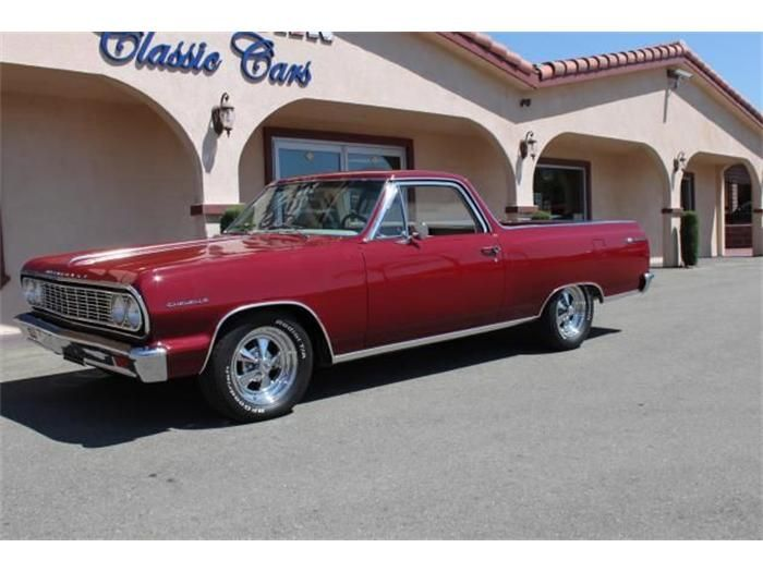 1964 Chevrolet El Camino Find Parts For This Classic