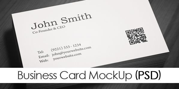 Free minimal business card psd template businesscard mockup this minimal business card template is free and ready to print you can also use as a mock up to showcase a clean and elegant design the business card psd wajeb Gallery