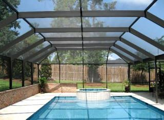Screen Rooms Clearwater Fl Pool Enclosures Spring Hill Lanai Screening Re Screening Port Riche Dream Pool Indoor Pool Enclosures Swimming Pools Backyard