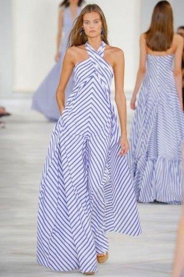Ralph Lauren vestido