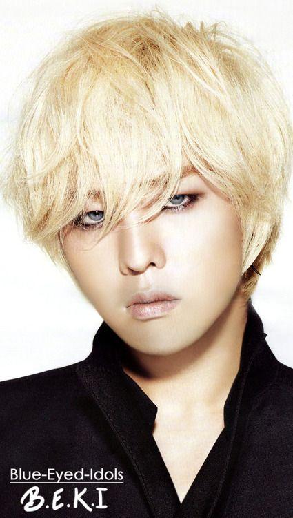 Blue Eyed K Pop Idols Kwon Jiyong G Dragon Bigbang G Dragon Bigbang Dragon