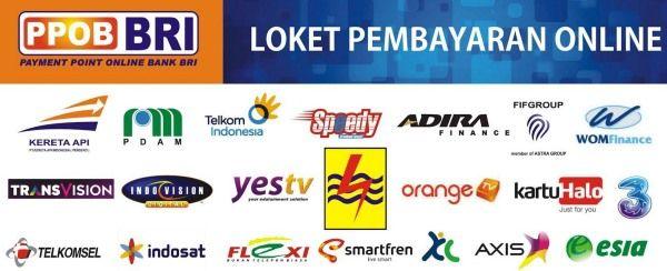 Contoh Gambar Banner Spanduk Ppob Bukopin Bri Arindo Tektaya