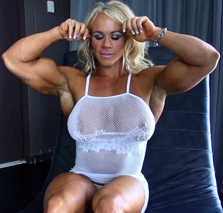 We Can Never Get Enough Of Aleesha Young