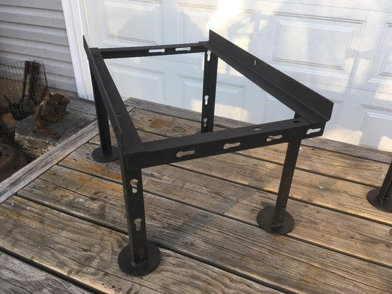 Repurposed Steel Langstroth Hive Stands In 2020 Hive Stand