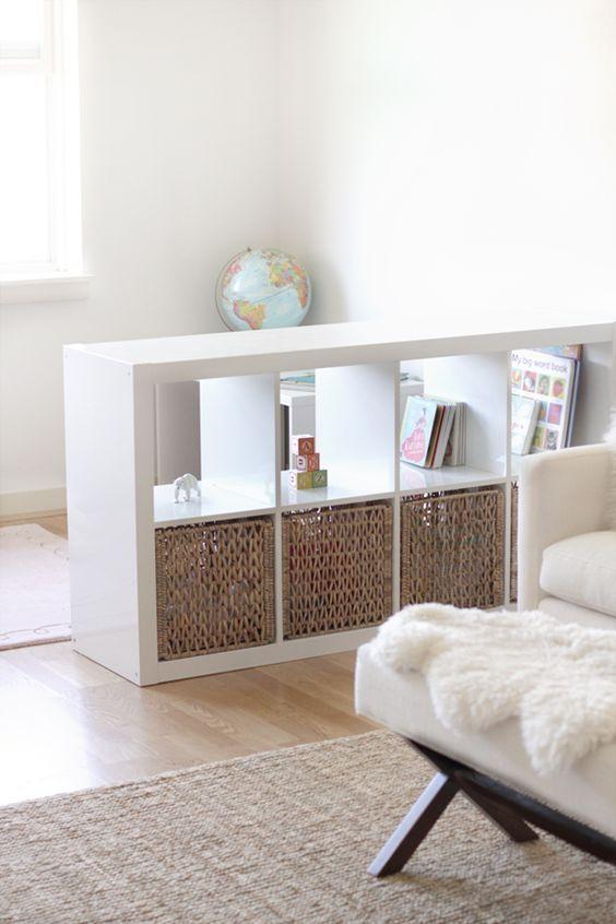 28 IKEA Kallax Shelf Dcor Ideas And Hacks Youll Like