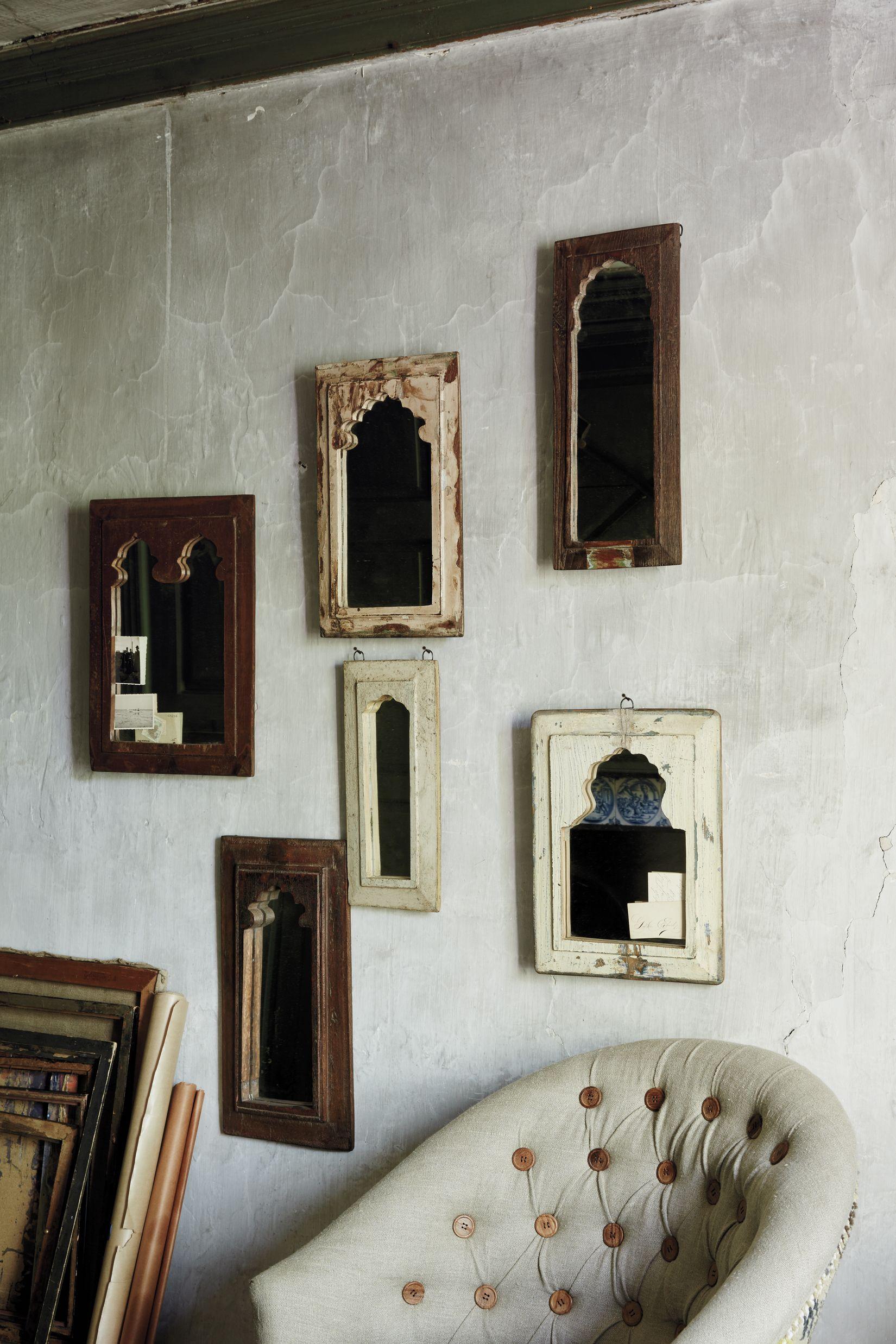 Archway mirror anthropologie interiores pinterest for Espejos decoracion interiores