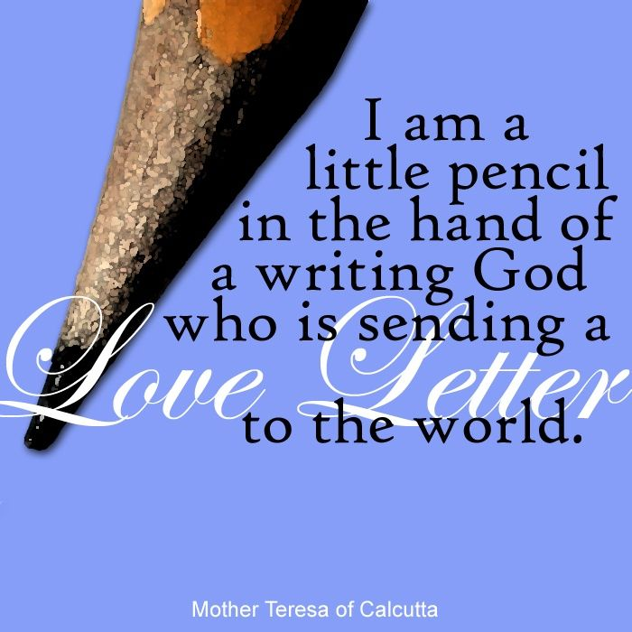 Mother Teresa Of Calcutta Quotes: