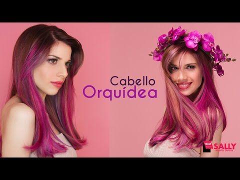 Radiant Orquid Hair