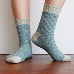 The Fine and Dandy Socks were inspired by Spring. These socks are pretty and delicate, the perfect wardrobe accessory for floaty skirts and sweet sandals.
