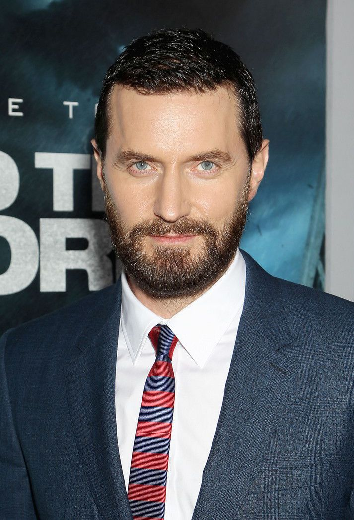 Richard attending the premiere of ITS