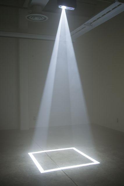 Light Pyramid Sculpture   by Chris Clavio