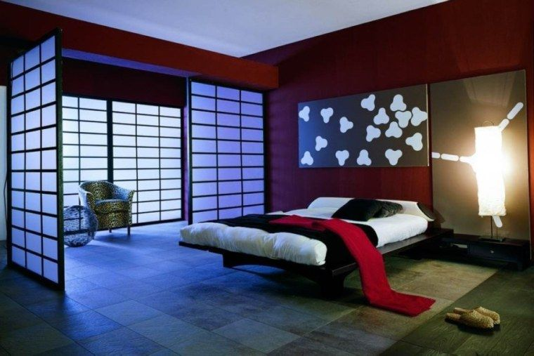 Futuristic And Modern With These 20 Japanese Bedroom Designs