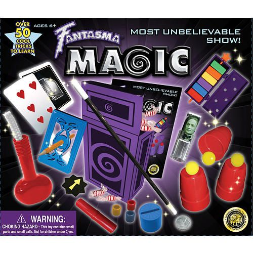 Fantasma Most Unbelievable Show Magic Set - Fantasma Toys - Toys