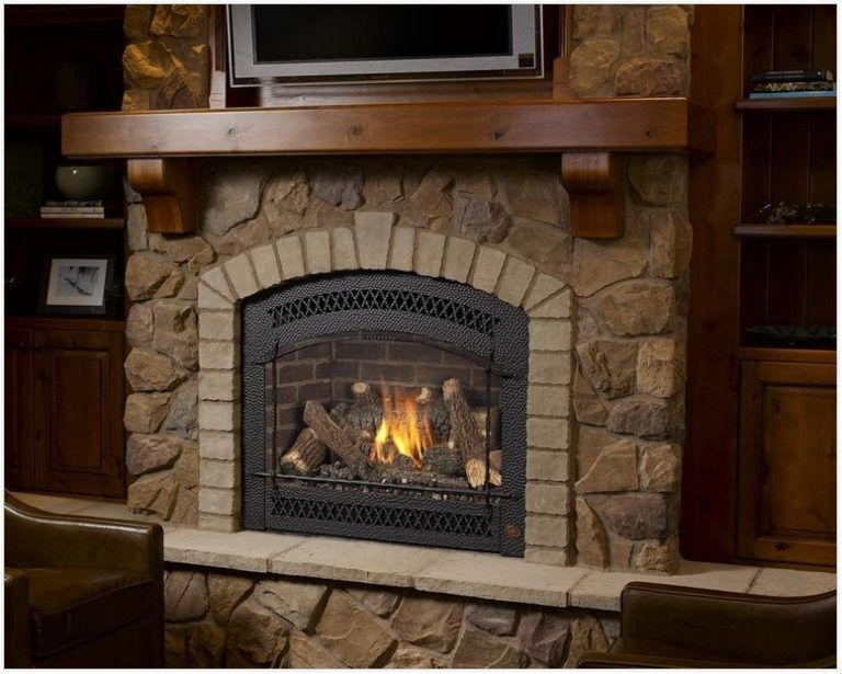 Gas Fireplace Rochester Ny Brick Fireplace