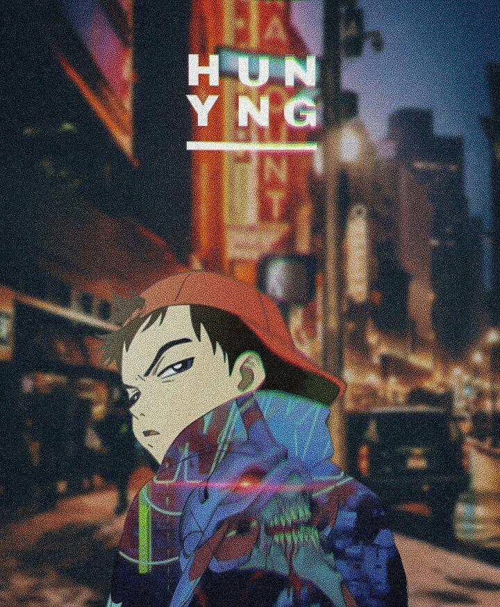 Pin on Urban Anime Aesthetics