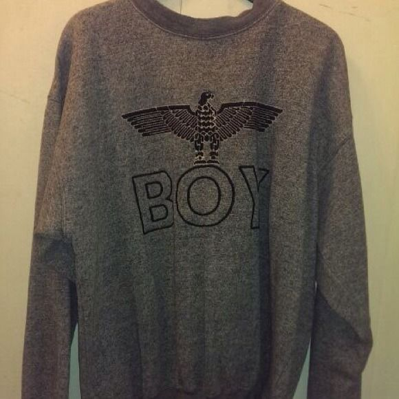 Boy London sweater. Size L in great conditions used once. Sweaters