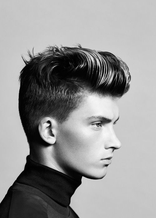 Outstanding 1000 Images About Hair On Pinterest Men Hair Men39S Hairstyle Hairstyles For Men Maxibearus