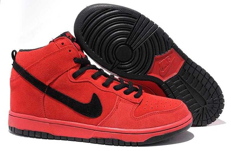new product ab7fc a5541 aa1126 001 nike dunk high premium n7 svart university red  https  sportskorbilligt.se 1767 nike dunk high dam
