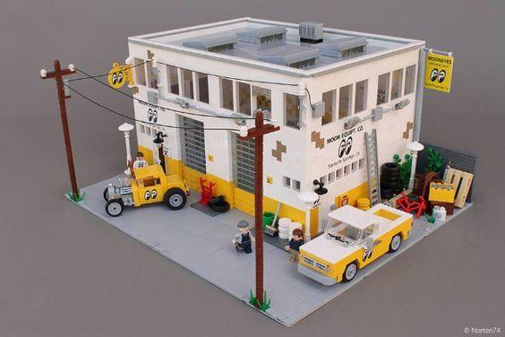 Lego ® Ville City Petite Voiture Vintage Choose Color