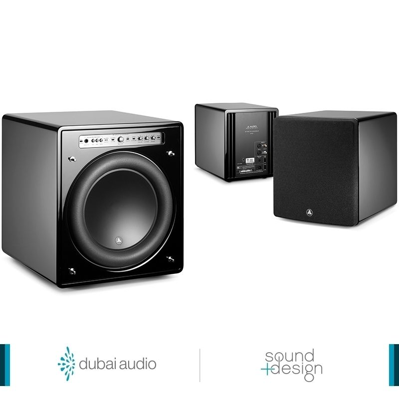 The compact design and conventional form factor of JL Audio\'s Fathom ...