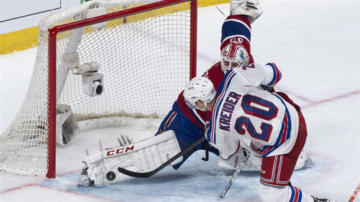 Dustin tokarski montreal canadiens canadiens hockey fans