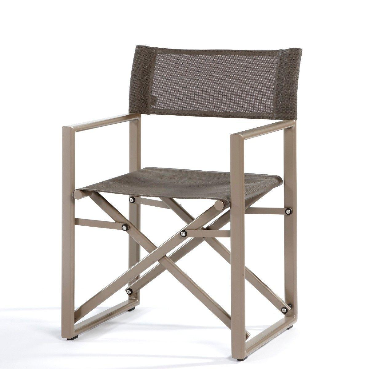 Fauteuil Pliant DIRECTOR De Jardinico Chair Pinterest - Fauteuil pliant
